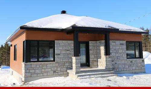 Accueil constructions donald vachon fils for Modele maison 2016
